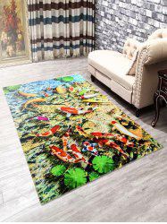 Brocade Carps Doormat Carpet -