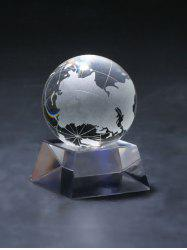 Boule Accueil Craft Décoration Fengshui Clear Crystal - Transparent