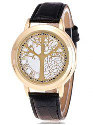Tree of Life LED Watch