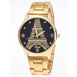 Eiffel Tower Analog Quartz Watch