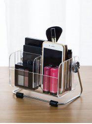 Desktop Makeup Storage Organizer