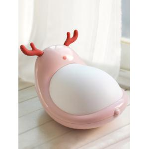 Cartoon Deer Colorful LED Touch Switch Table Night Light