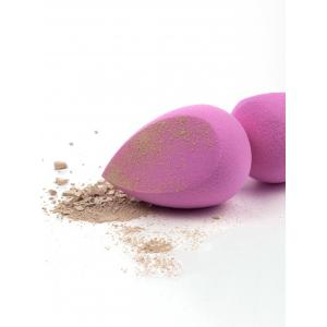 Cut Teardrop Water Swellable Makeup Sponge -