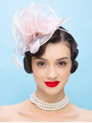 Organza Hairband Fascinator Hat