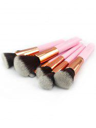 11 Pcs Nylon Makeup Brushes Set With Brush Bag