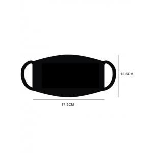 Cartoon Anti Haze Anti Dust Health Care Mouth Mask -