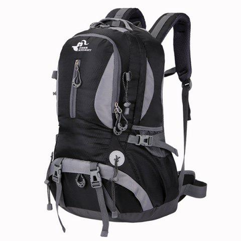 Fashion Nylon Waterproof 40L Mountaineering Backpack