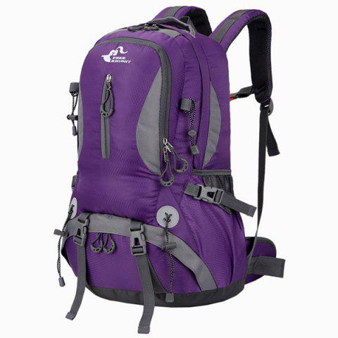 Unique Nylon Waterproof 40L Mountaineering Backpack
