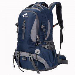 Nylon Waterproof 40L Mountaineering Backpack -