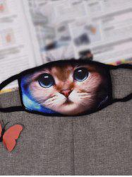 Kitty Printed Anti Dust and Haze Mouth Mask