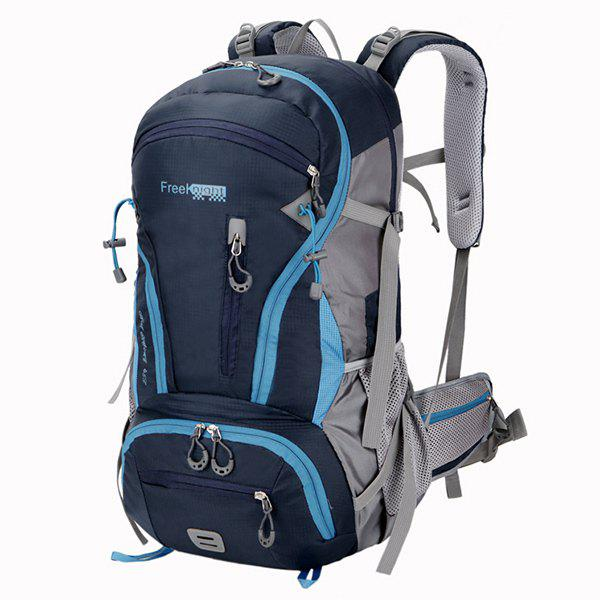 Discount Multi Zips Nylon 45L Mountaineering Backpack