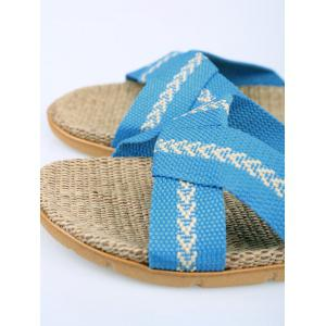 Color Block Espadrilles Chaussons -