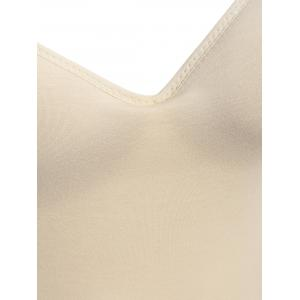 Cami Padded Bra Tank Top - COMPLEXION M