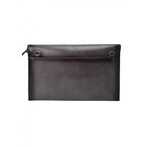PU Leather Envelope Clutch Bag -