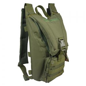 1000D Multifunctional Outdoor Waterproof Tactical Backpack - Army Green