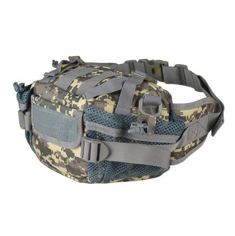 Shop 1000D Outdoor Waterproof Multifunctional Tactical Waist Bag - ACU CAMOUFLAGE  Mobile