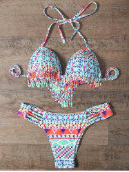 Fringe Tribal Bikini Swimwear