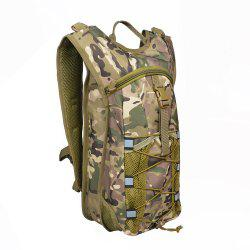 1000D Multifunctional Water-resistant Tactical Backpack - CP CAMOUFLAGE