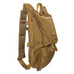 1000D Multifunctional Outdoor Waterproof Tactical Backpack - KHAKI