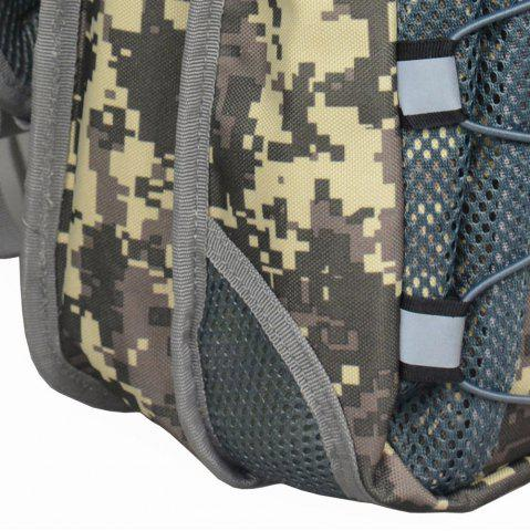 Fancy 1000D Multifunctional Water-resistant Tactical Backpack - ACU CAMOUFLAGE  Mobile