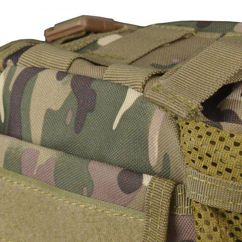 Shop 1000D Outdoor Waterproof Multifunctional Tactical Waist Bag - CP CAMOUFLAGE  Mobile