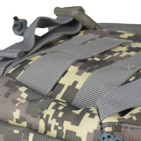 Hot 1000D Outdoor Waterproof Multifunctional Tactical Waist Bag - ACU CAMOUFLAGE  Mobile