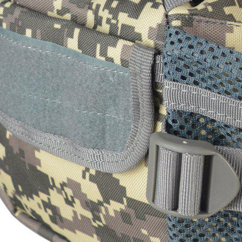 Online 1000D Outdoor Waterproof Multifunctional Tactical Waist Bag - ACU CAMOUFLAGE  Mobile