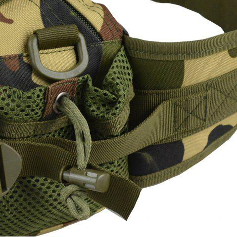 Outfits 1000D Outdoor Waterproof Multifunctional Tactical Waist Bag - JUNGLE CAMOUFLAGE  Mobile