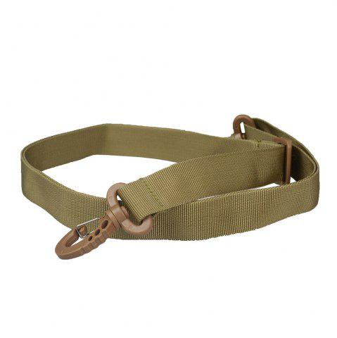 Store 1000D Outdoor Waterproof Multifunctional Tactical Waist Bag - KHAKI  Mobile