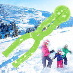 1 PCS PE Snowball Clip 7cm Diameter Spoon -