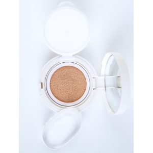 Forme ovale Maquillage silicone éponge -