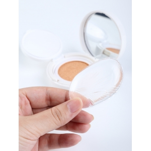 Oval Shape Silicone Makeup Blender