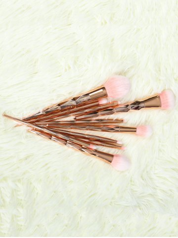 Set pinceaux de maquillage 10 Pcs