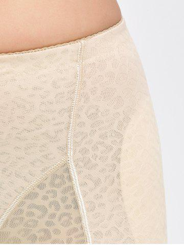 Store Lace Trim Padded Panties Boyshorts - M COMPLEXION Mobile