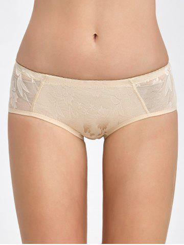 Store Padded Lace Insert Briefs - 2XL COMPLEXION Mobile
