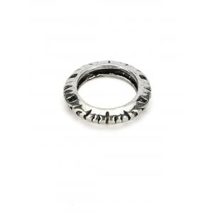 A Set of Characteristic Retro Style Carving Pattern Women's Rings -