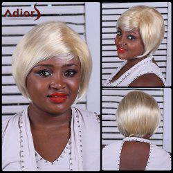 Adiors Side Bang Straight Short Synthetic Wig -