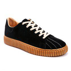 Low Top Shell Toe Chaussures de skate -