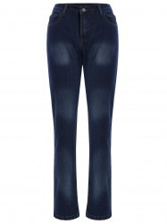 Plus Size High Rise Jeans