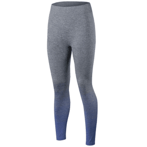 Gradient Color Sport Running Leggings -