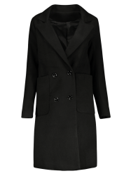 Double Breasted Walker Coat