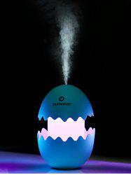 Egg Cartoon USB Spray Fogger Diffuser LED Light Air Humidifier