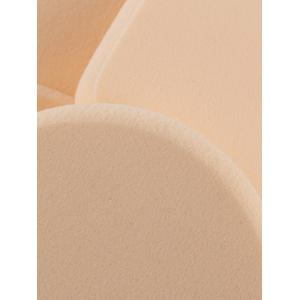 Water Swellable Face Powder Puffs -