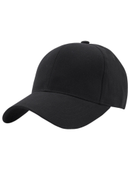 Hot Sale Outdoor Adjustable Pure Color Baseball Cap -
