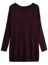 Longline Oversized Sweater