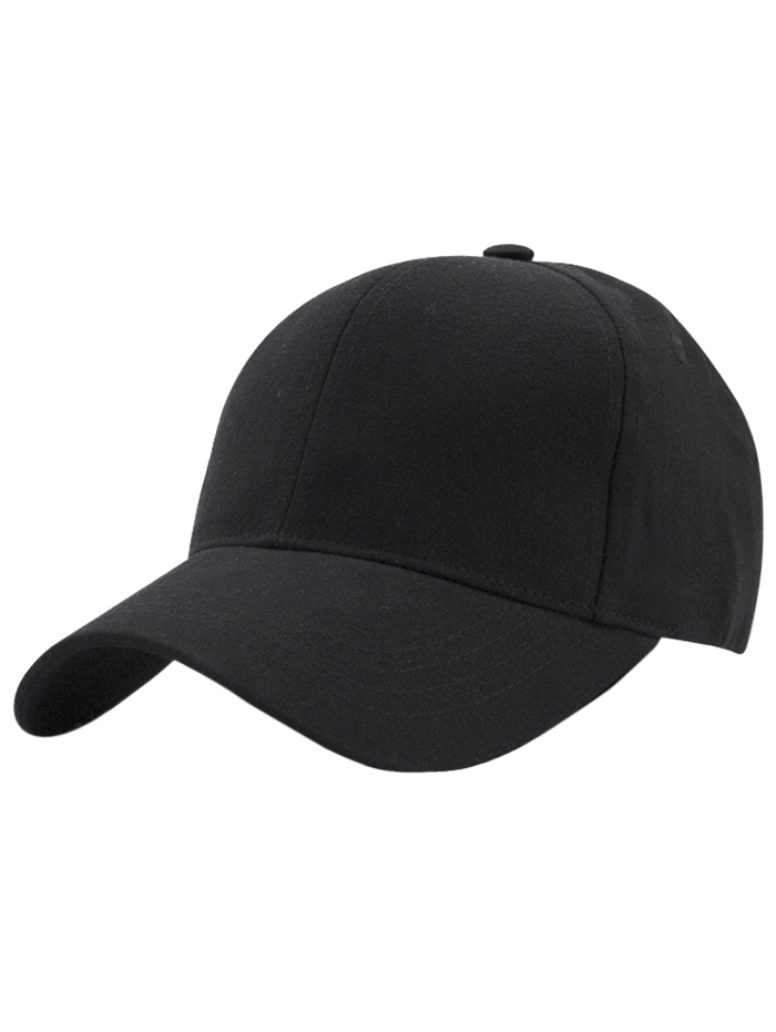 Outfit Hot Sale Outdoor Adjustable Pure Color Baseball Cap