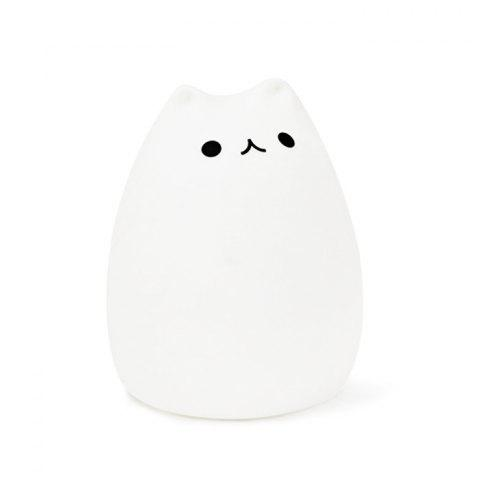Online USB Charging Cat Cartoon LED Colorful Night Light - COLORFUL  Mobile