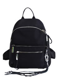 Zippers Splicing Tassels Backpack