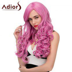 Adiors Long Side Parting Wavy Synthetic Wig