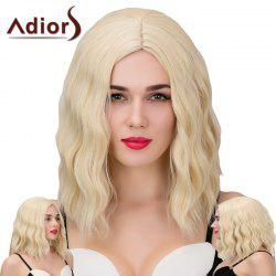 Adiors Medium Middle Parting Slightly Wavy Synthetic Wig